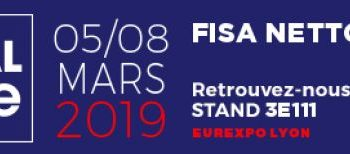 FISA FRANCE - GLOBAL INDUSTRIE LYON 2019