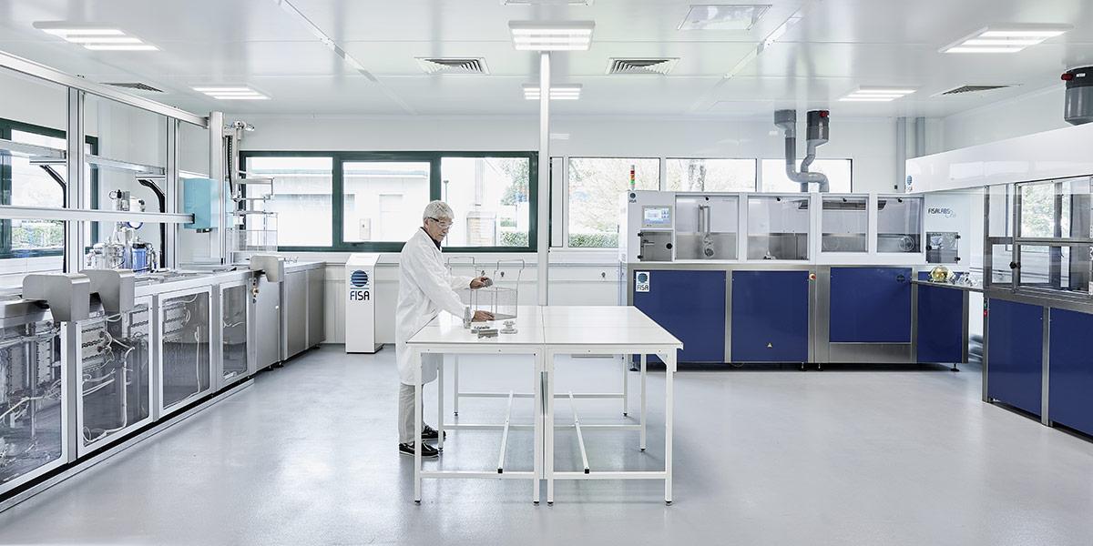 15 laboratoires d'essais à votre disposition
