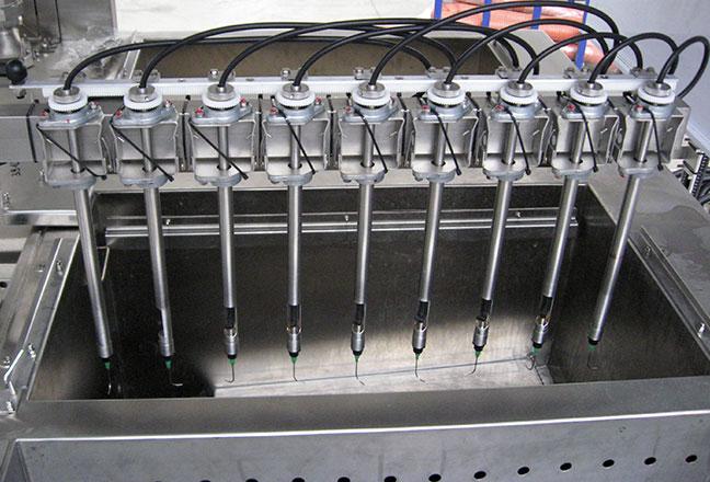 Flow-Coating Machine
