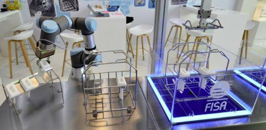 robots collaboratifs corobot