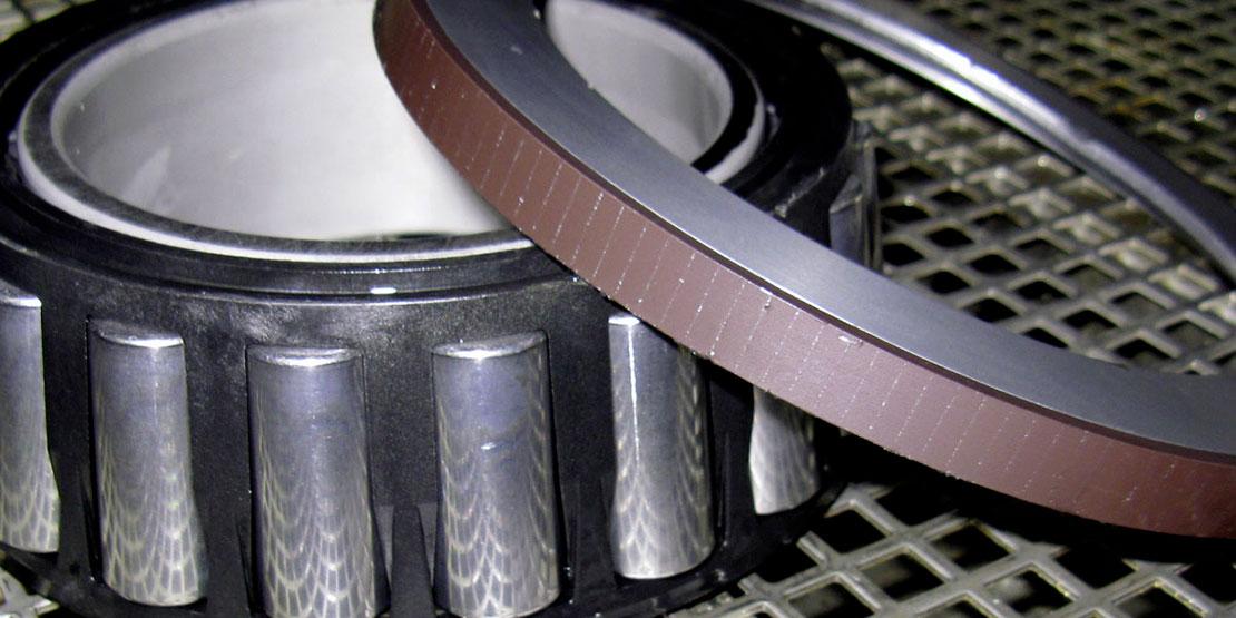 Mecánica - Rodamiento de rodillos