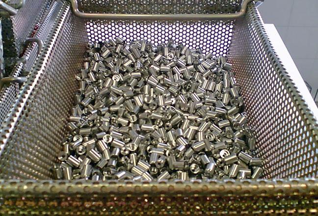 Meccanica - Ugelli torniti