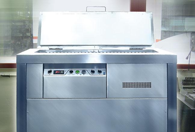 CR200 - maszyna do czyszczenia form