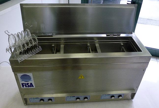 LLLE6 - standardowa maszyna FISA