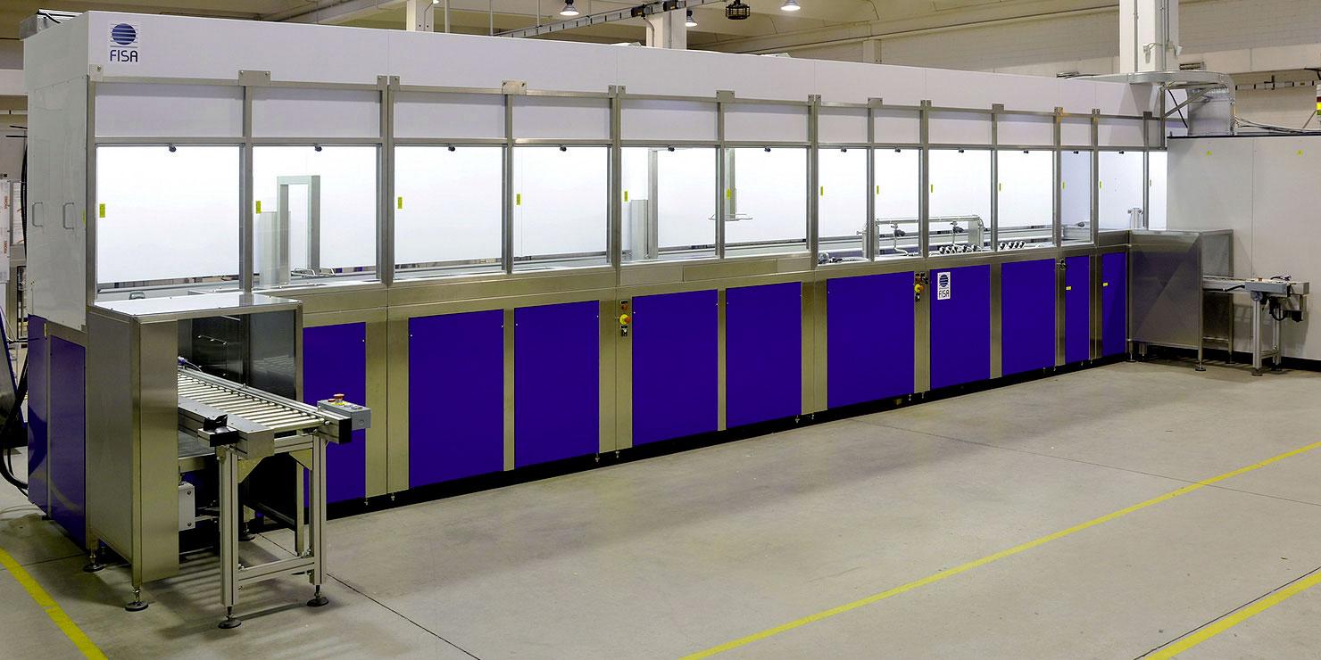 fisa projektant i producent maszyn do czyszczenia ultradzwiekowego