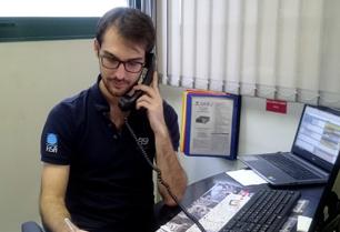 Service-Hotline zu Ihren Diensten