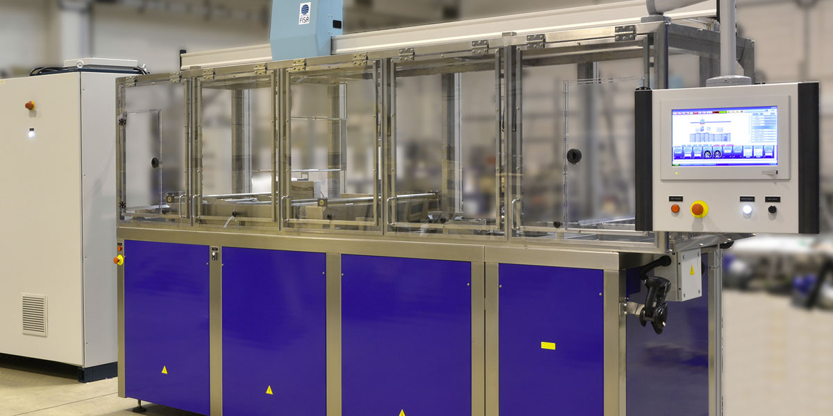 laboratoire d'essais optics italie