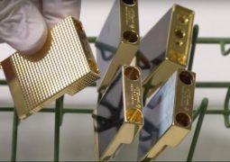 Kupferteilen -nach-ultraschallreinigung-fisa